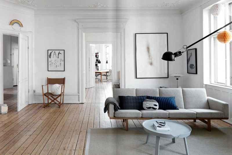Дизайн в скандинавском стиле