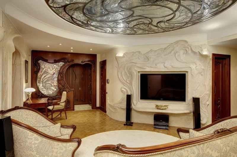 Дизайн интерьера квартир в стиле модерн