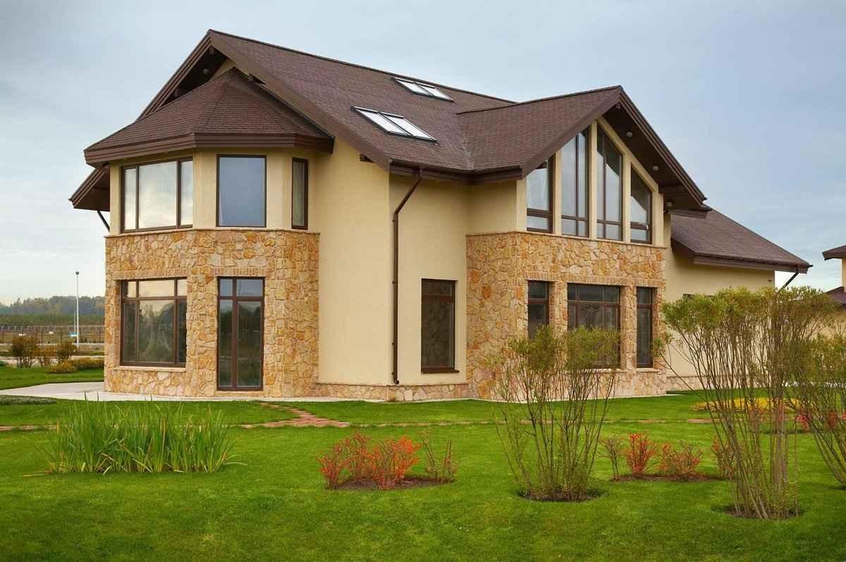 Дизайн фасадов
